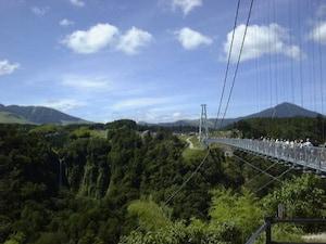 大分県「九重夢大吊橋」
