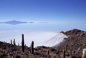 【ボリビア】ウユニ塩湖