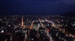 札幌市・JRタワー展望室 T38