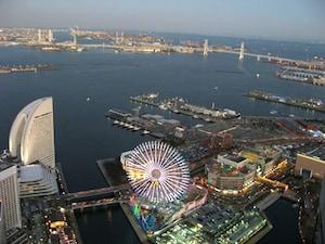 東日本一の高層タワー「横浜ランドマークタワー・スカイガーデン」