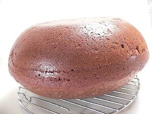 HMでチョコレートケーキ
