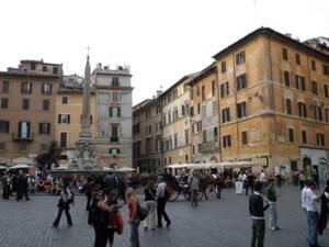 ローマ旅行のモデルコース