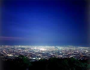 札幌市・藻岩山