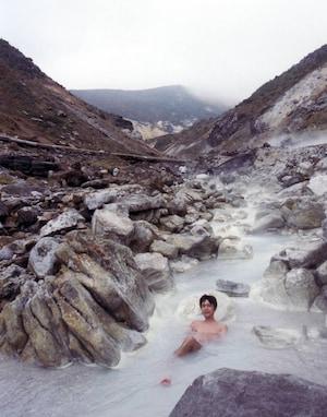 川の流れが全て温泉『沼尻元湯』(福島)
