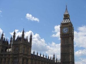 ロンドン旅行のモデルコース