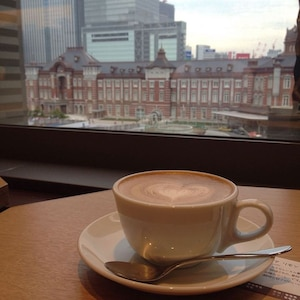 CAFE LEXCEL 丸の内ビルディング店