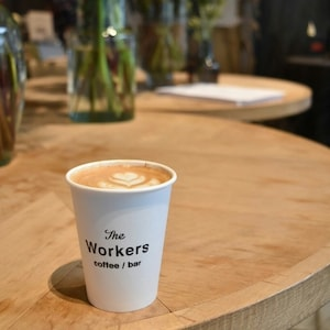 The Workers coffee/bar