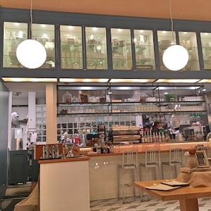 SOHOLM CAFE+DINING(大阪駅)
