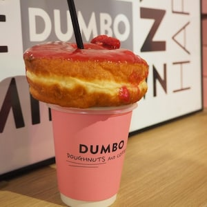 【11位】 DUMBO Doughnuts and Coffee(麻布十番)