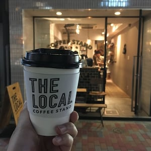 【14位】 THE LOCAL COFFEE STAND(渋谷)