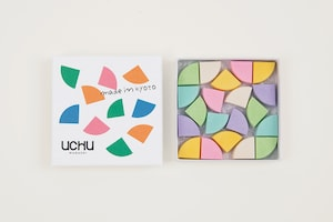 「UCHU wagashi」drawing