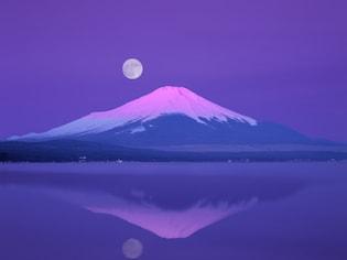 竹取物語の舞台でもある富士山に登る