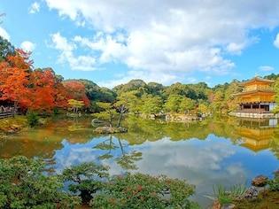 金閣寺だけじゃない!秋の京都で必見の紅葉と温泉