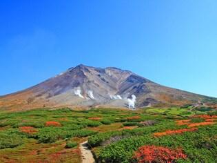 秋の北海道・紅葉の旅