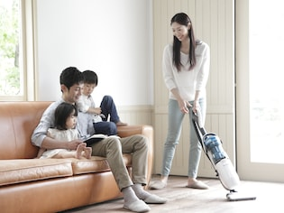 慌ただしい受験前、集中3時間の大掃除で家中すっきり!