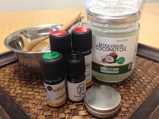 ココナッツオイルで簡単!手作りスクラブ&クリーム