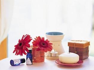 即実践! 花粉症に役立つアロマケア