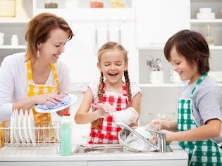 想像力を育てる、子ども家事の三原則