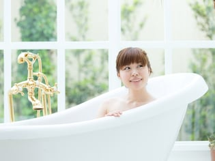「お風呂に入るだけ」で、痩せやすくなる正しい入浴法