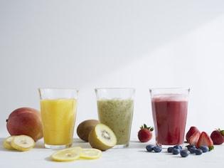 調理から飲み物まで、使い方いろいろ――ジューサー・ミキサー・ブレンダー