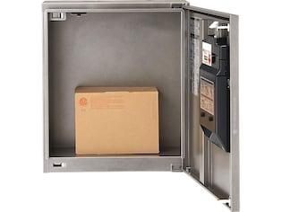 一戸建て向けの宅配ボックスは、防犯面も安心