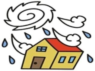 台風・竜巻が多い地域なら、窓の対策を