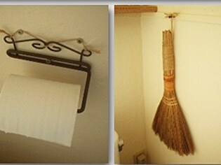 DIYで、昔ながらのトイレが、素材を生かしたおしゃれ空間に