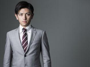 概念3:スーツを正しく着こなすのは間違いなく「男前」