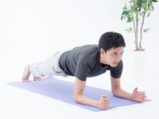 """肉体改造をするなら""""体幹""""を効率的に鍛えるべし"""