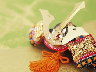 五月人形の種類と飾り方
