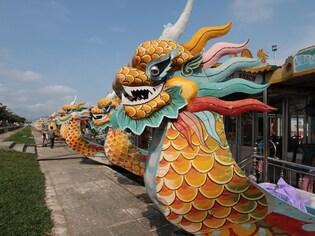 中国の端午節では何をする?
