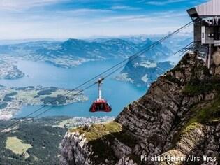 鉄道にロープウェイ、変わった乗り物を楽しむスイス旅