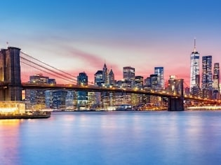 直行便で行きやすくなったニューヨークへご褒美旅