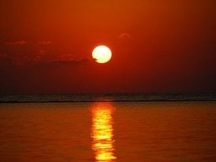 夕陽スポットで思わず感動!サンセットタイム
