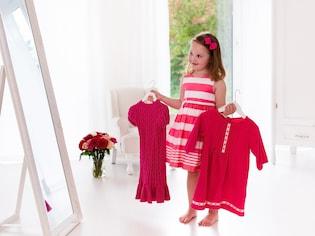 子供服をクローゼットに収納するコツ