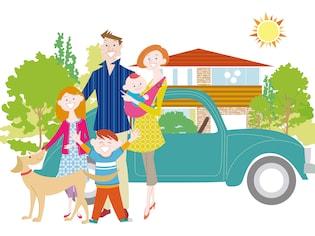 34歳子ども3人。貯金ゼロで住宅ローン他3件の借金が