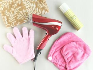 髪の毛を早く乾かす裏技6選! 時短&節電に一石二鳥