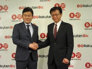 ビックカメラ、楽天と新サービス設立。EC事業で1500億円目指す