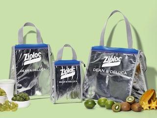 DEAN & DELUCAがビームス・ジップロックとコラボしたクーラーバッグを販売! 3サイズ展開で