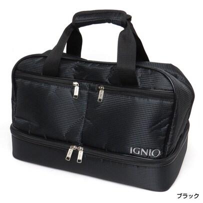 イグニオ メンズ ゴルフ 2段式ボストンバッグ IG-0B1034BB2