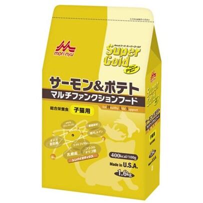 スーパーゴールド サーモン&ポテト 子猫用 1.6kg