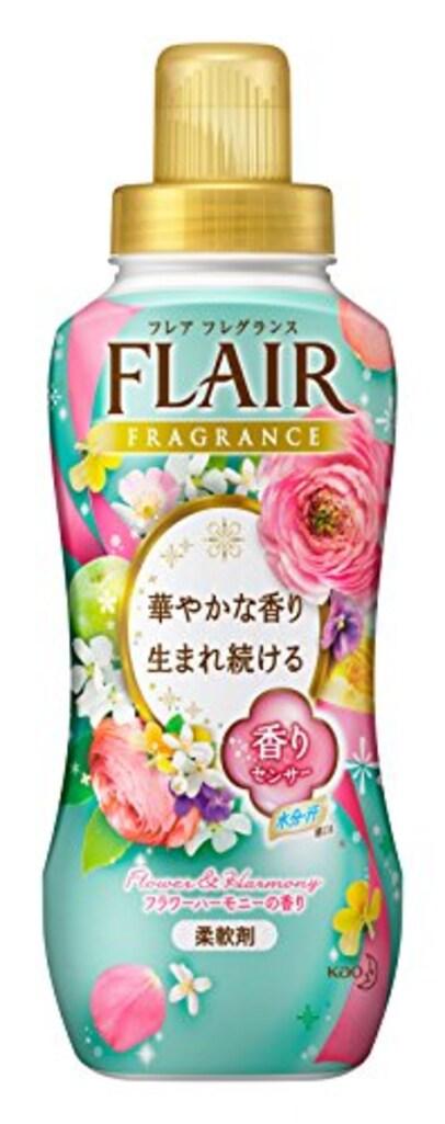 フレアフレグランス 柔軟剤 フラワ-ハーモニーの香り