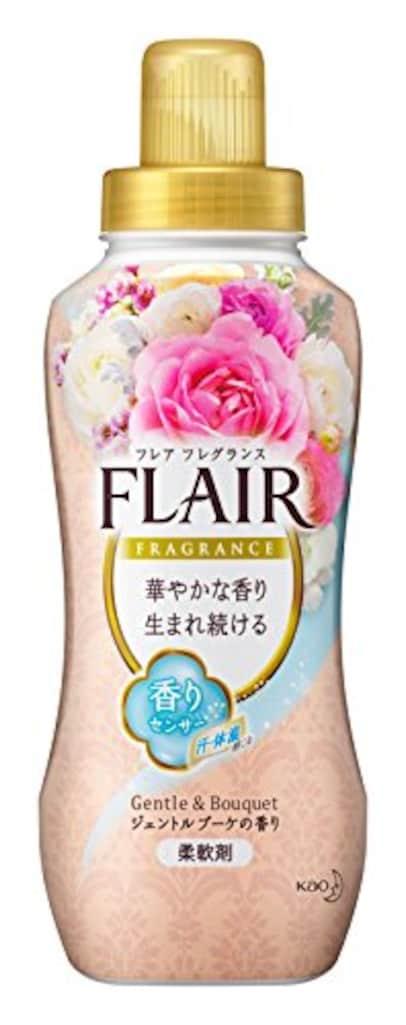 フレアフレグランス 柔軟剤 ジェントルブーケの香り 本体 570ml