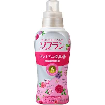 香りとデオドラントのソフラン プレミアム消臭プラス フローラルアロマの香り 620ml