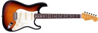 Fender / Japan Exclusive Classic 60s Stratocaster 3-Color Sunburst