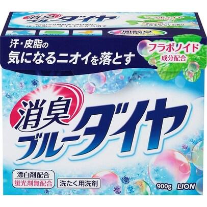 消臭ブルーダイヤ 洗濯洗剤 粉末 0.9kg