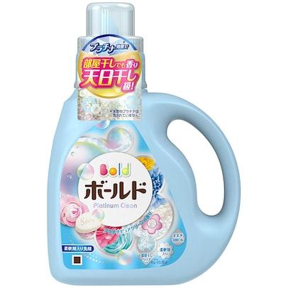 ボールド 洗濯洗剤 液体 プラチナクリーン プラチナピュアクリーンの香り 本体 850g