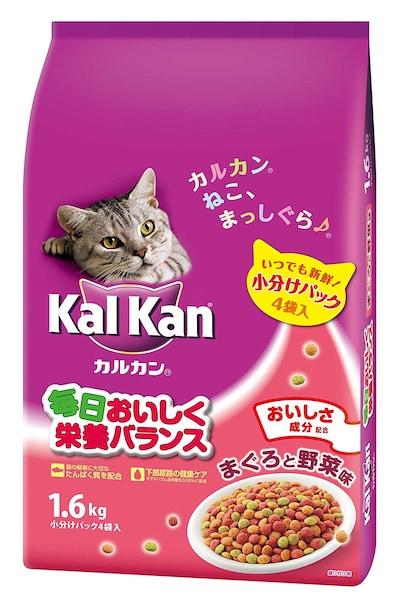 カルカン ドライ 成猫用