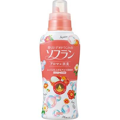 香りとデオドラントのソフラン プレミアム消臭プラス アロマソープの香り 620ml