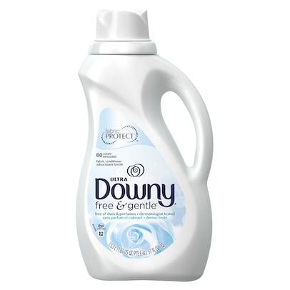 ULTRA Downy 柔軟剤 フリージェントル 無香料